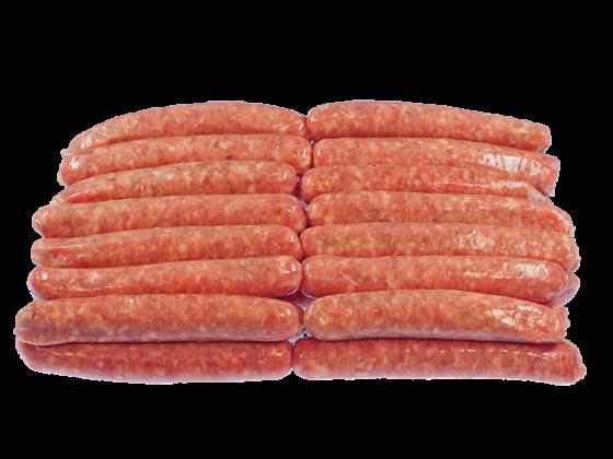 Bratwurst mit fränkischem original Gewürz