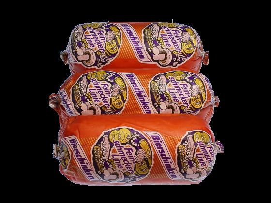 Bierschinken Portionswürstchen