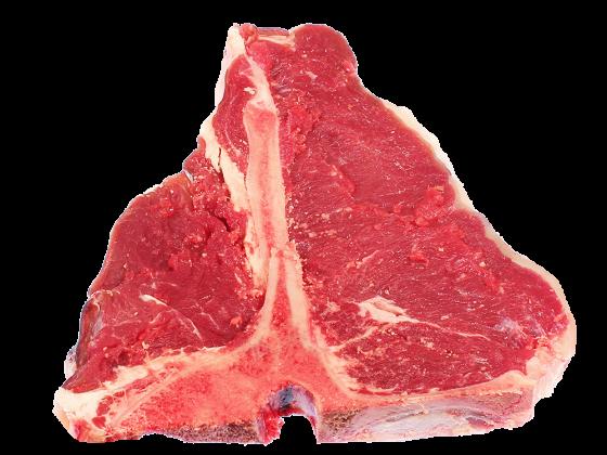 T-Bone Steak vom Simmentaler Rind