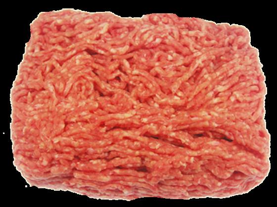 Kalbshackfleischfleisch