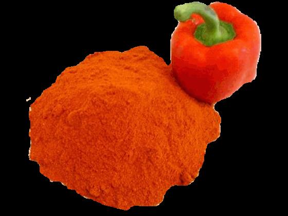 Paprika edelsüß, hochrot