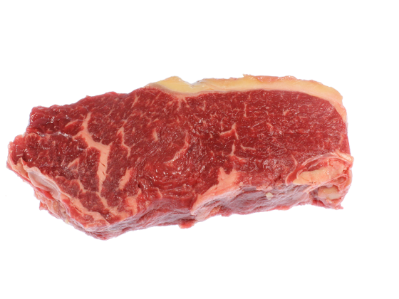 Alte Kuh, Dark red old cow - Rumpsteaks aus Galizien