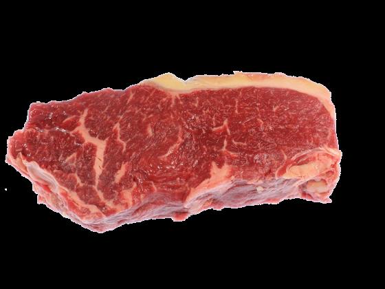 Alte Kuh, Dark red old cow - Rumpsteaks aus Galizien