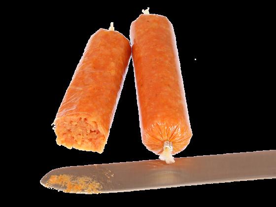 Vegetarische Zwiebel-Mett