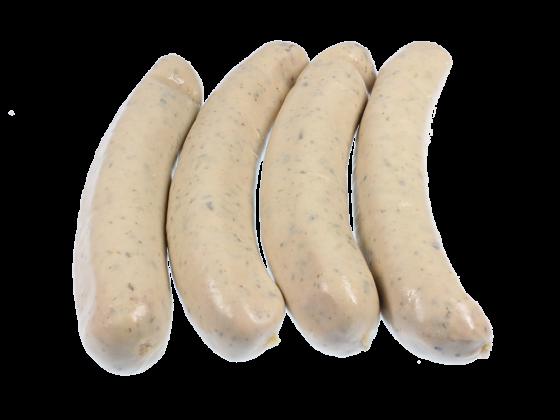 Bärlauch Bratwurst