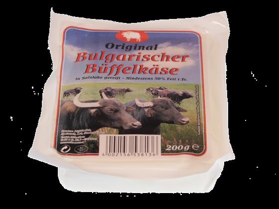 Bulgarischer Büffelkäse