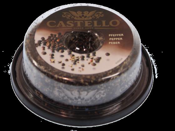 Castello Pfeffer dänischer Frischkäse Doppelrahmstufe