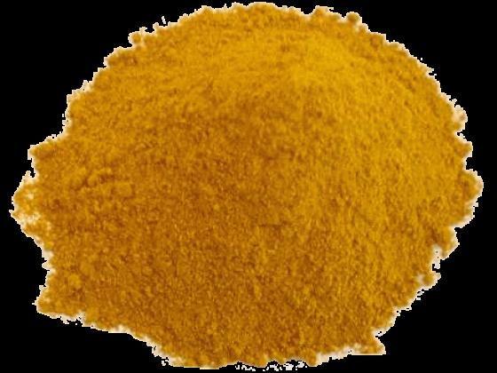 Curry fein gemahlen