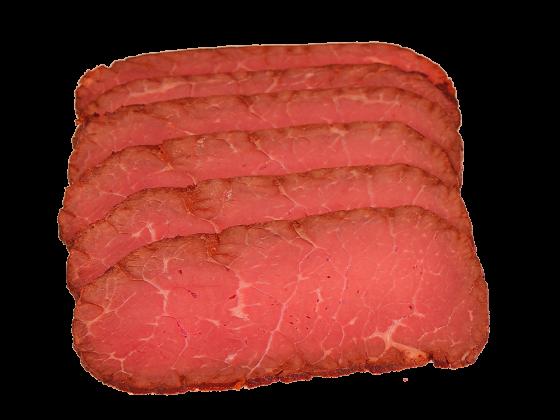 """""""Amerikan Roast"""" gebratenes Steakfleisch"""