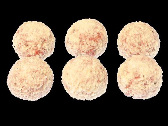 Saltufo ® Salamikugeln mit Sommertrüffeln und Parmigiano-Reggiano