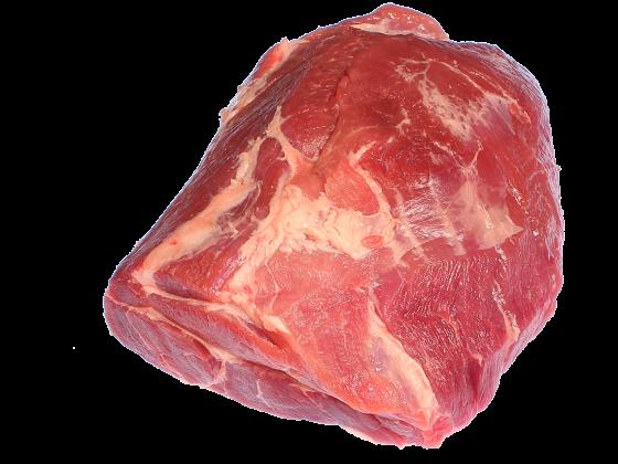 Schweinekamm o. Knochen am Stück