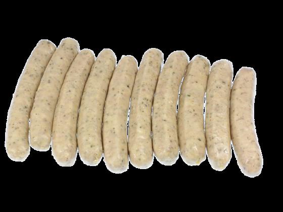 Original Nürnberger Bratwurst