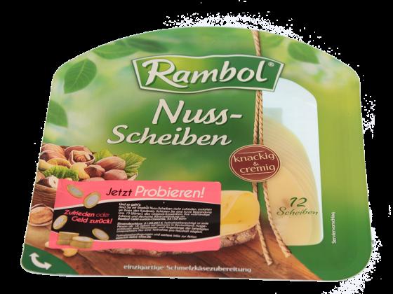 Rambol Nuss Schnittkäse 50 % Fett i.Tr.