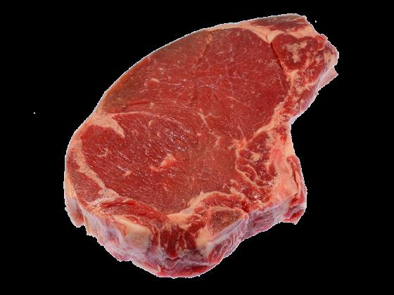 Sirloin-Steak, Dry Aged vom jungen Charolais-Rind