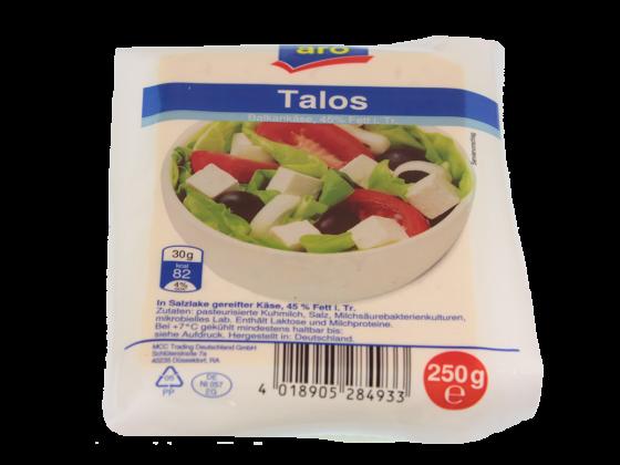 Talos dt. Balkankäse 45% Fett i.Tr.