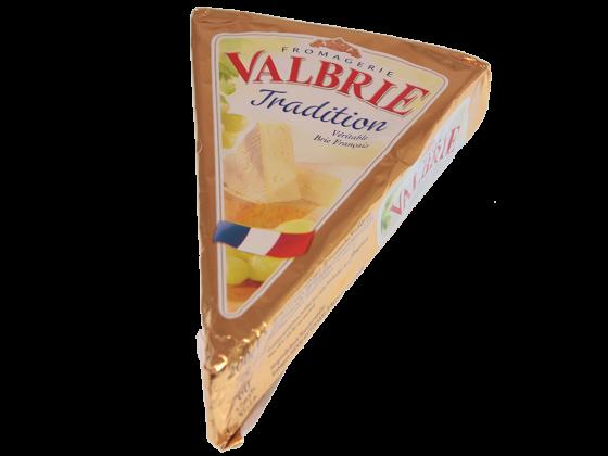 Valbrie, französischer Weichkäse 60% Fett i.Tr. 200g Ecke