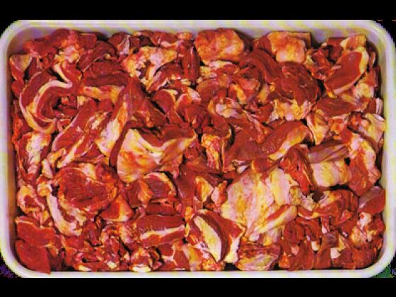 R III magere Rindfleischabschnitte