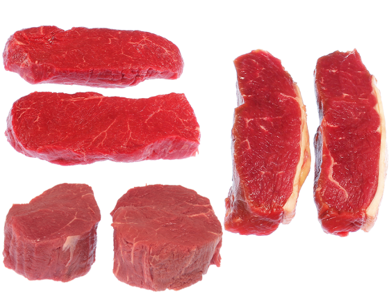 Argentinisches Steak-Probier-Paket