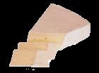 Französiche Brie Ecke 60% Fett i.Tr.