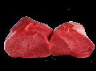 Rinderbraten vom Simmentaler Rind , falsche Lende