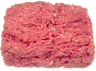 Putenhackfleischfleisch