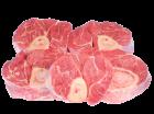 Kalbshaxe Osso-Buco vom deutschen Gourmetkalb