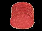 Chicken Salami im Pfeffermantel 1a