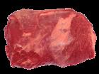 Zungenstück, magerer Jungbullenhals