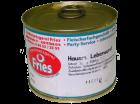 Hausmacher Leberwurst Inhalt 200 g