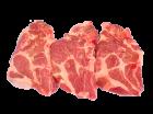 Schweinekotelett vom Kamm