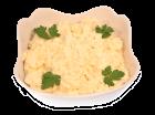 Pellkartoffelsalat mit Mayonnaise
