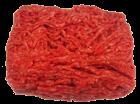 Rinderhackfleischfleisch, bestes mageres Metzgerhackfleisch rein Rind