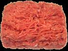 Schweinehackfleisch, bestes mageres Metzgerhackfleisch pures Schwein
