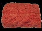 Hackfleisch gemischt, bestes mageres Metzgerhackfleisch Rind- und Schweinefleisch