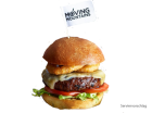 Moving Mountains® Burger (Veganer Burger rein pflanzlich)