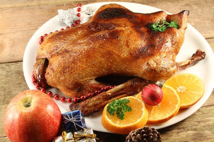 Ente, Weihnachtsente frisch ca. 2.100 g (+/- 150 g) -