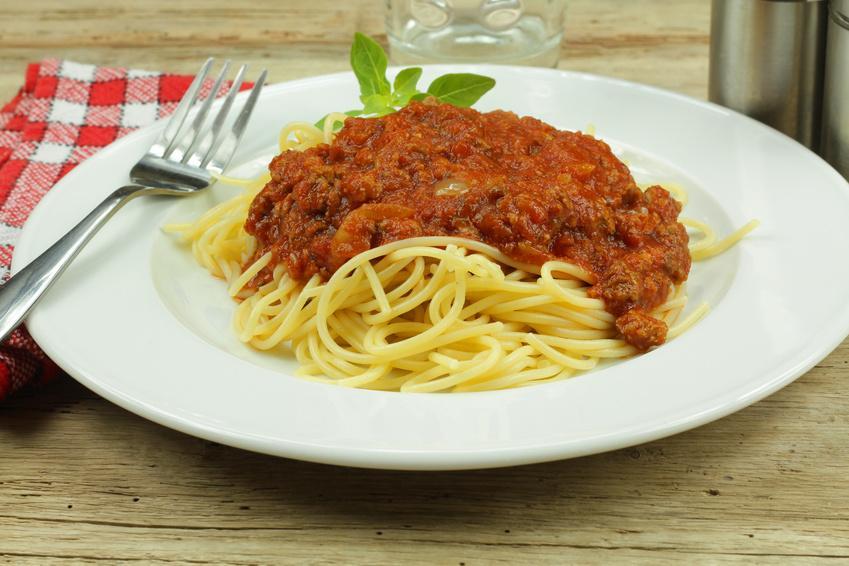 Vegetarische Bolognaise -