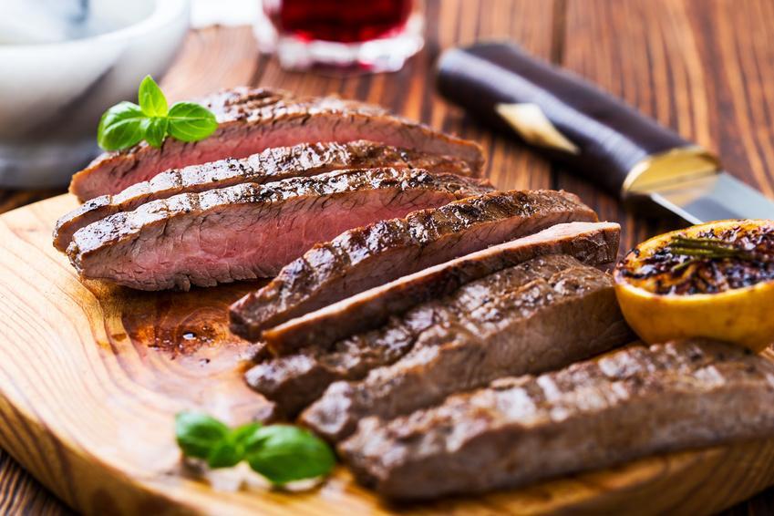 US Flank Steak, Bavette de Flanchet - Star Ranch Black Angus  -