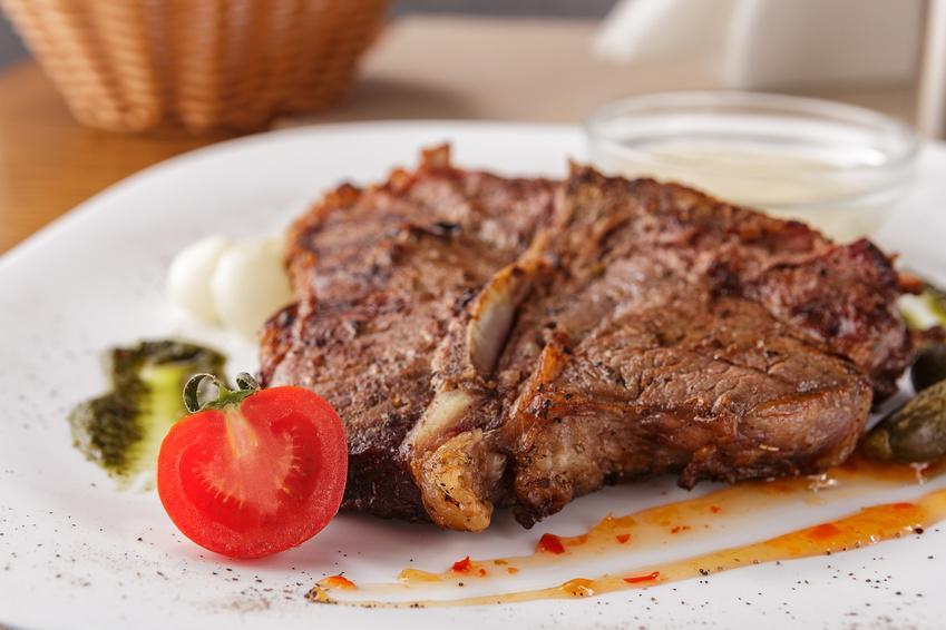 Kalbs Porterhouse Steak - Dry Aged - Zubereitungsvorschlag