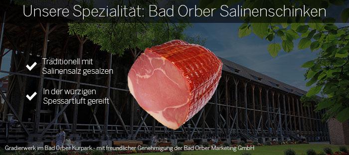 Bad Orber Salinenschinken - MeinMetzger