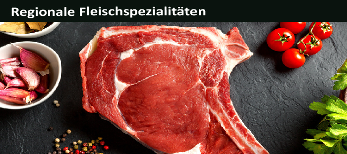 Regionale Fleischspezialitaeten