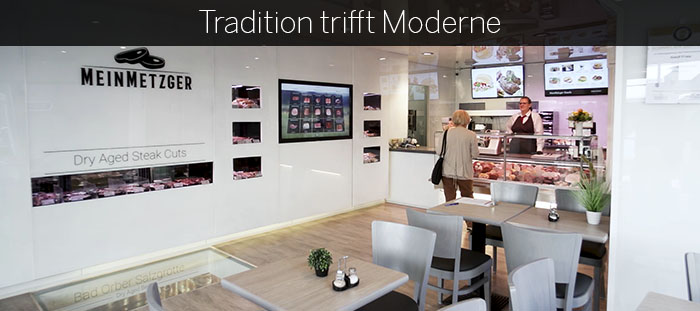 Tradition trifft Moderne