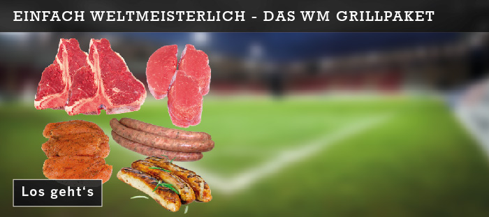 WM - MeinMetzger Grillpaket